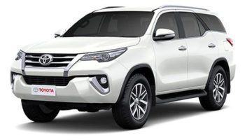 Taxi Service Lucknow Rent Fortuner