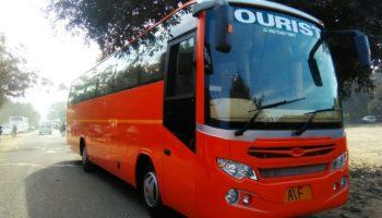 45 Seater Luxury Volvo Bus