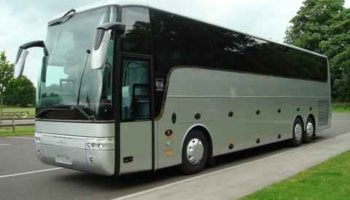 49 Seater Luxury Volvo Bus