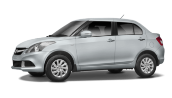 Taxi Service Lucknow Rent Swift Dzire