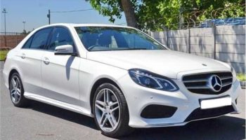 Mercedes E- Class Lucknow Charbagh Airport