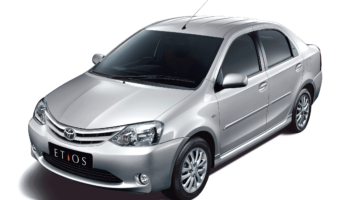 Rent Toyota Etios for Marriage