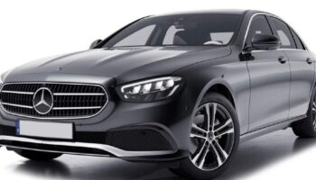 Taxi Service Lucknow Outstation Rent Mercedes E Class