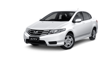 Taxi Service Lucknow Outstation Rent Honda City