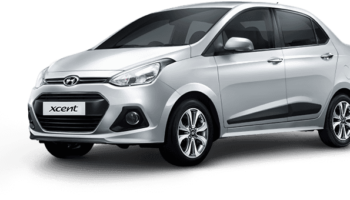Hyundai Xcent Lucknow Charbagh Airport