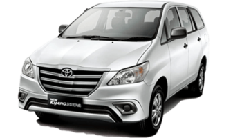 Taxi Service Lucknow Outstation Rent Toyota Innova