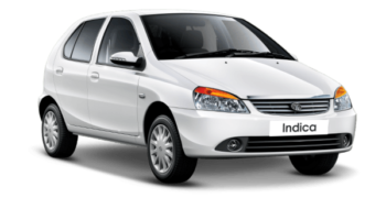 Taxi Service Lucknow Outstation Rent Indica V2