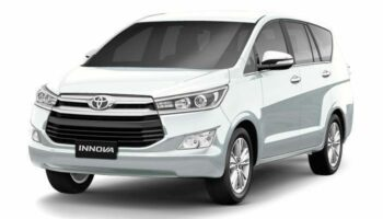 Taxi Service Lucknow Outstation Rent Innova Crysta