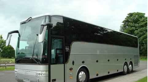 Volvo bus rental