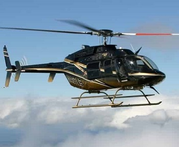 Hire Bell 407 Helicopter for Rental
