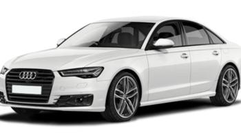 Audi A6 Wedding Car Rental