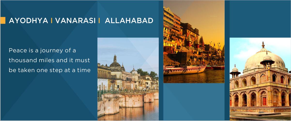 Ayodhya-Varanasi-Allahabad Tour Package
