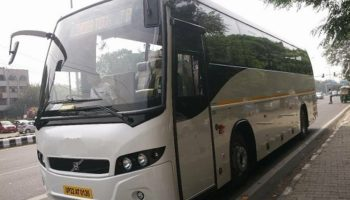 Volvo Coach 35 Seater Outstation