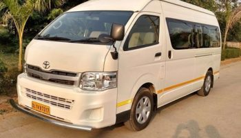 Toyota Coster 14 Seater Modified