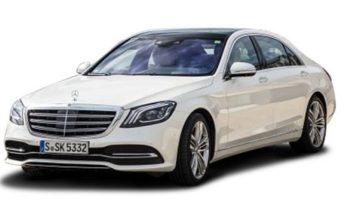 Taxi Service Delhi Rent Mercedes Benz S Class New