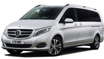 Mercedes Viano Ambiente Outstation