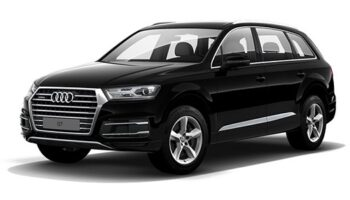 Taxi Service Lucknow Outstation Rent Audi Q7