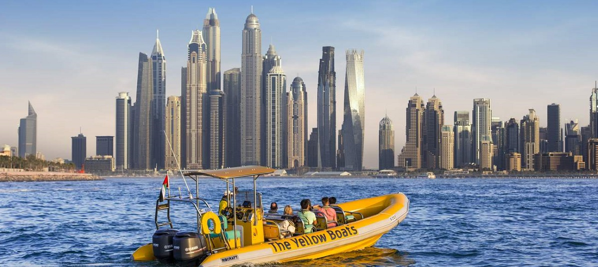 Dubai Couple Tour