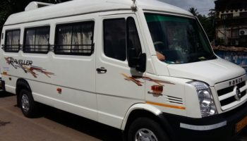 17 Seater Tempo Traveller Luxury