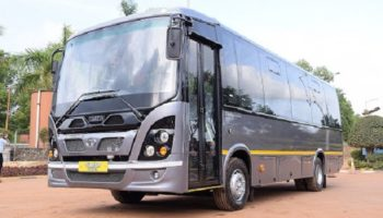 35 Seater Volvo Bus