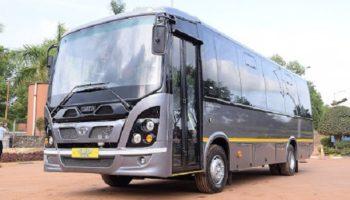 35 Seater Luxury Volvo bus