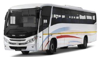 37 Seater Luxury Volvo Bus