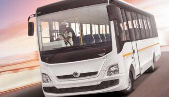 55 Seater Luxury Volvo Bus (Non Ac)