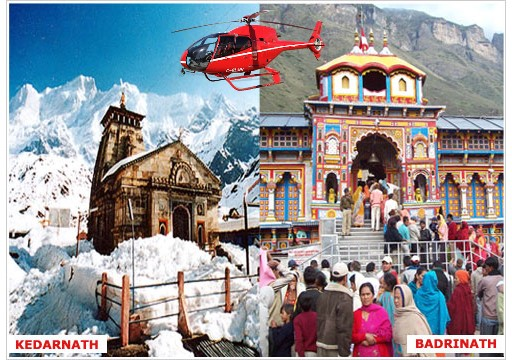 Do Dham Yatra by Helicopter - 1 Day | Kedarnath & Badrinath