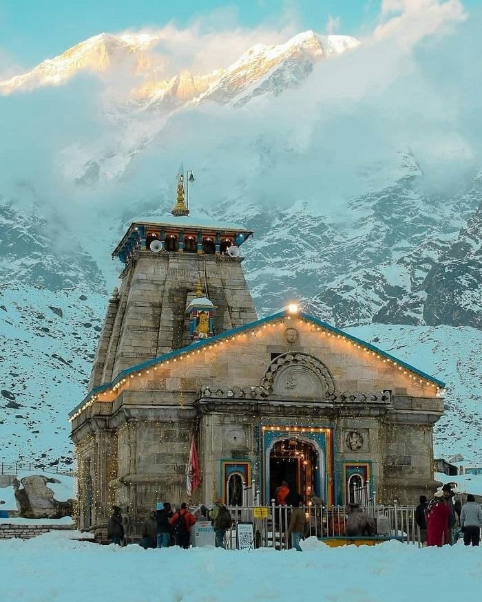 Kedarnath Dham, Uttarakhand