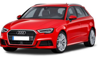 Taxi Service Lucknow Outstation Rent Audi A3
