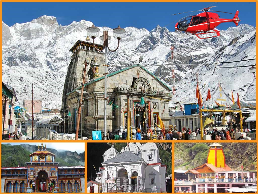 Char Dham Yatra By Helicopter Ex Dehradun - 2 Days