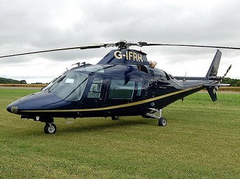 Hire Agusta 109C Helicopter for Rental