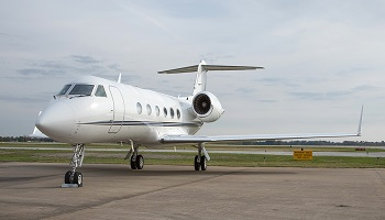Hire Gulfstream GIV-SP for Rental