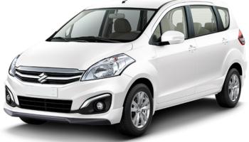 Taxi Service Lucknow Outstation Rent Maruti Ertiga