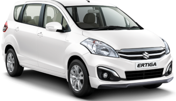 Rent Maruti Ertiga for Outstation