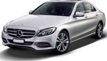 Mercedes CLA 800D Wedding Car Rental